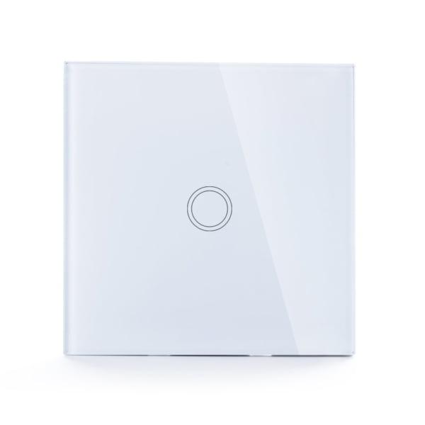 Intrerupator wireless RF cu touch, panou de sticla 4