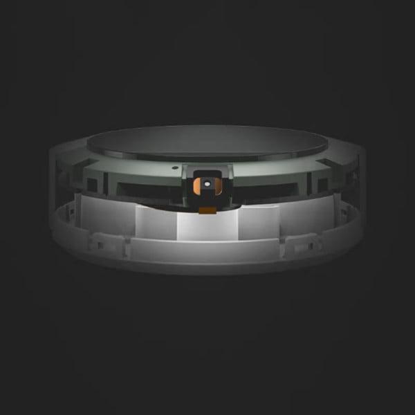 Indicator de temperatura si umiditate Xiaomi cu bluetooth 4
