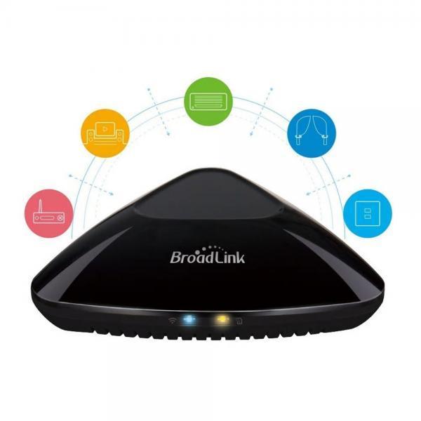 Telecomanda universala inteligenta Broadlink RM Pro+ cu Wi-Fi + RF + IR 14