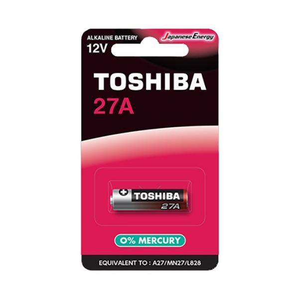 Baterie 27A, 12V, Toshiba, Alcalina 15