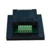 Controler Touch RGB pentru banda LED, de perete, cu panou de sticla tactil, Negru 7