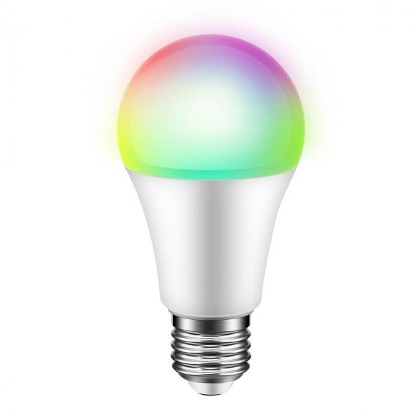 Bec inteligent Wi-Fi, LED, RGB, 10W, E27 3