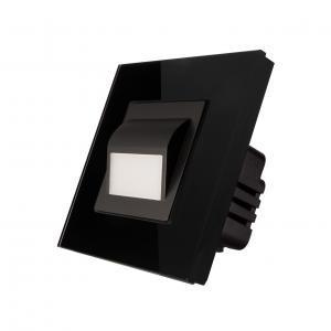 Lampa podea LED completa, cu rama inclusa, lumina calda, 1W 15