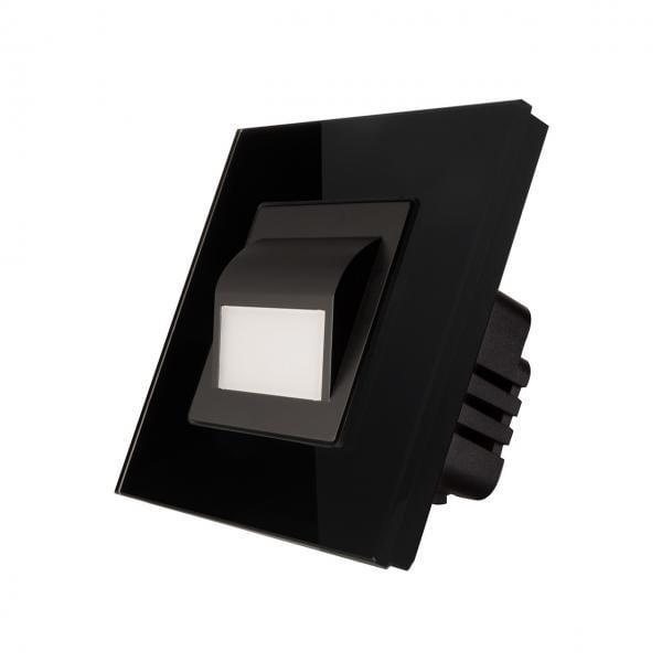 Lampa podea LED completa, cu rama inclusa, lumina calda, 1W, Smart Home 5