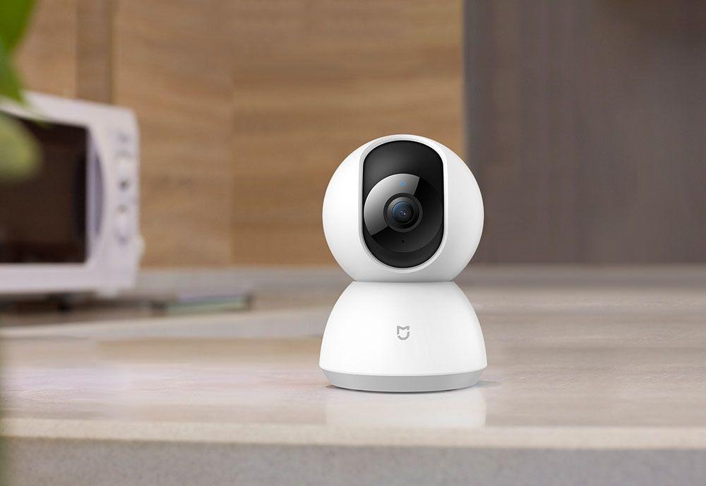 Camera Full HD inteligenta Xiaomi PTZ, 1080p, rotire 360°, Wi-Fi 19