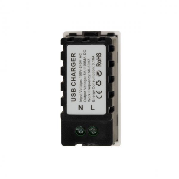 Modul Priza USB, 1.1A, Smart Home 4