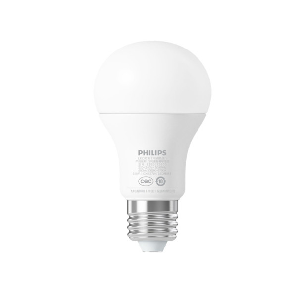 Bec inteligent LED, Philips Zhirui, E27, Wi-Fi 1