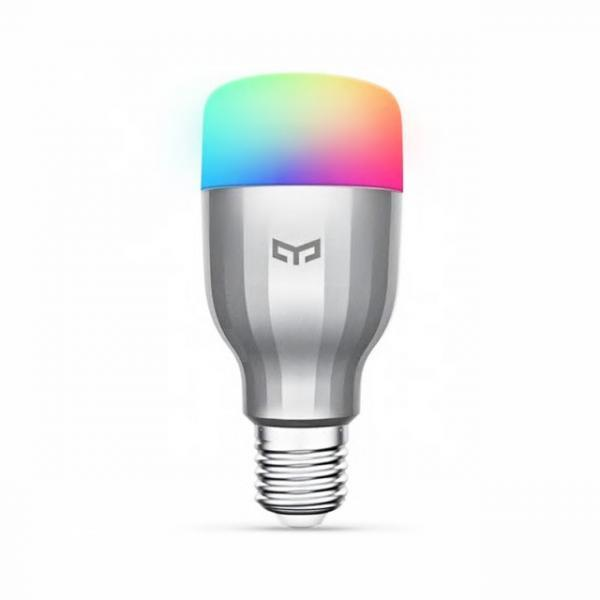 Bec inteligent LED RGB, Xiaomi Yeelight, E27, Wi-Fi 5