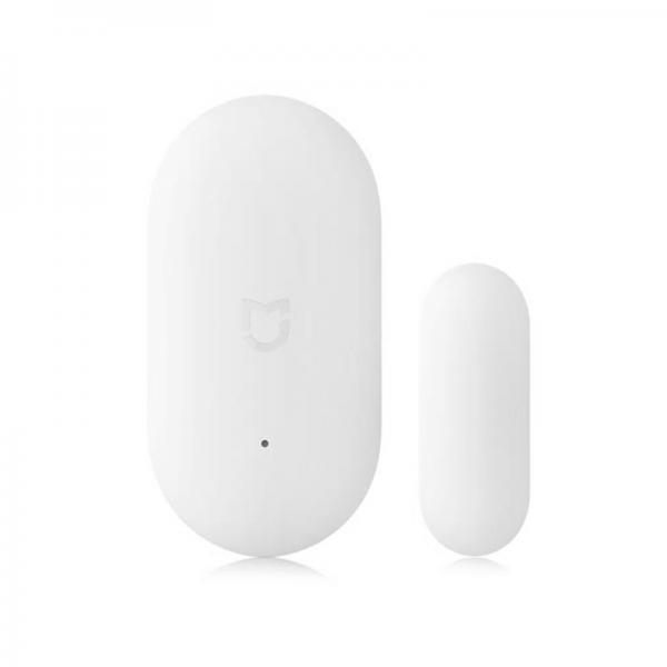 Kit alarma inteligent Xiaomi, senzor de miscare/prezenta + senzor usa/fereastra + buton wireless + hub central 4