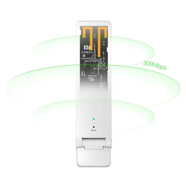 Repeater Wi-Fi Xiaomi Mi 2, 300Mbps, USB 3