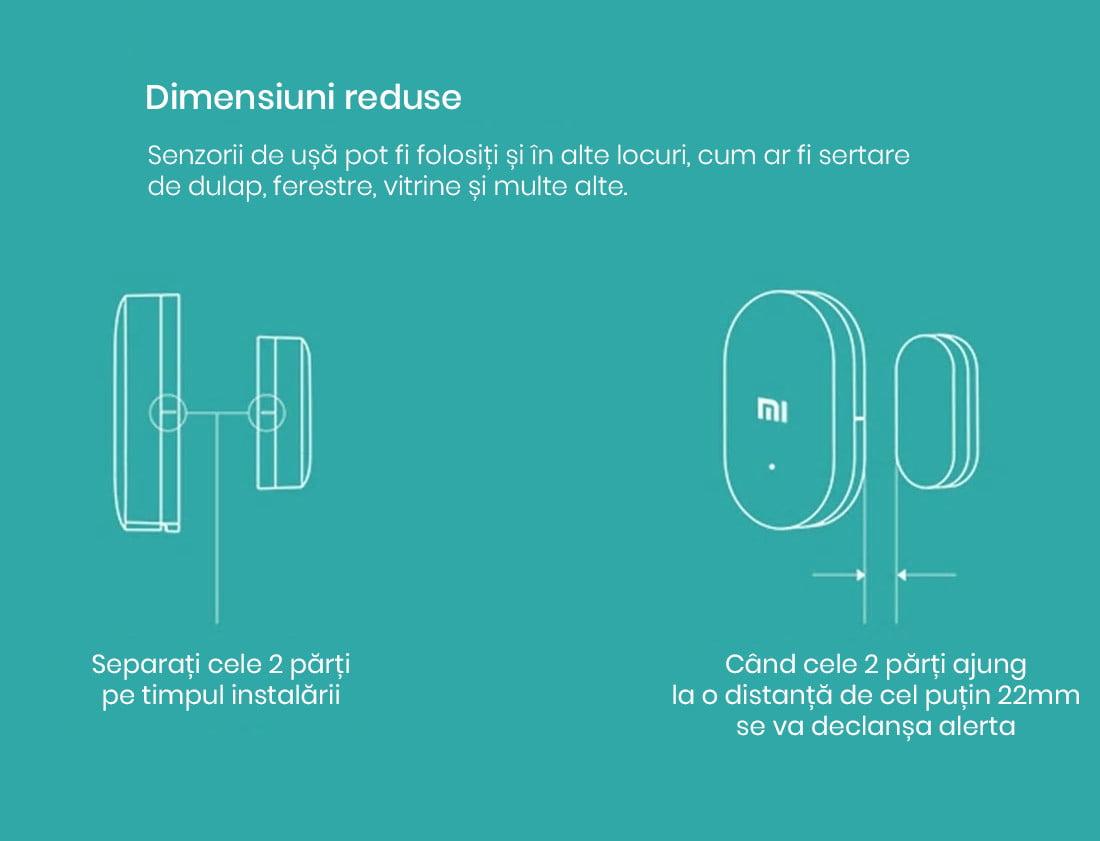 Senzor inteligent de usa Xiaomi 15