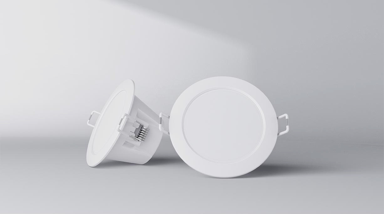 Spot inteligent LED, Philips Zhirui, Wi-Fi 7