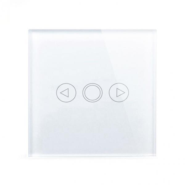 Intrerupator touch inteligent cu variator, panou de sticla tactil, Wi-Fi 30