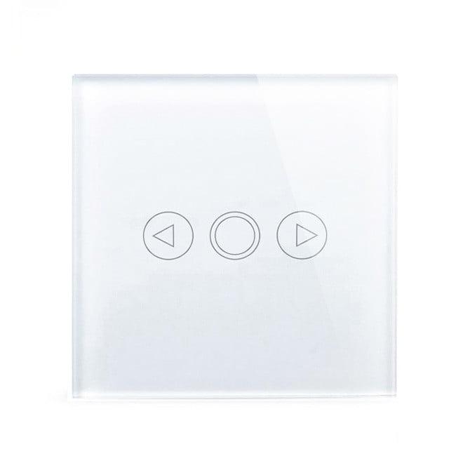 Intrerupator touch inteligent cu variator, panou de sticla tactil, Wi-Fi