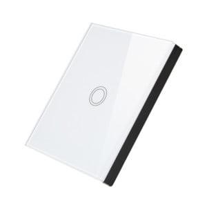 Telecomanda wireless RF tip panou, simplu, din sticla, Sesoo 10