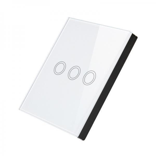 Telecomanda wireless RF tip panou, suprafata tactila din sticla, Sesoo 7