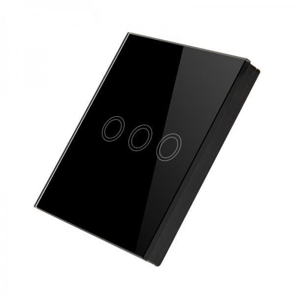 Telecomanda wireless RF tip panou, suprafata tactila din sticla, Sesoo 8