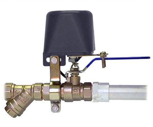 Electrovalva inteligenta pentru apa sau gaz, Wi-Fi, control din aplicatie 2
