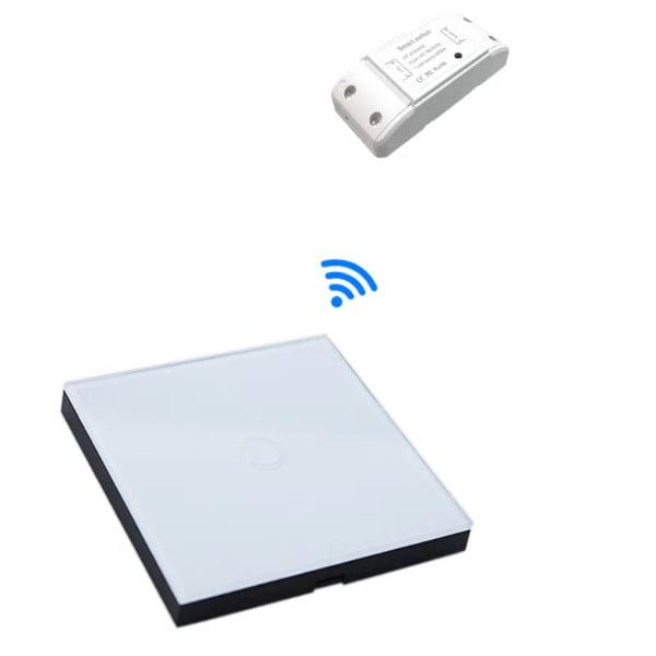 Releu Wireless RF, cu un canal, compatibil cu telecomenzile RF 3