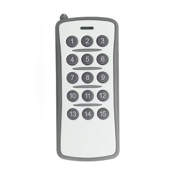 Telecomanda wireless RF, 15 butoane, compatibila cu intrerupatoarele Sesoo 17