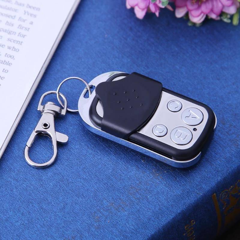 Telecomanda tip breloc 4 butoane, Wireless RF 433mhz, Livolo 13