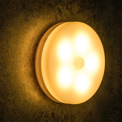 Lampa LED detasabila cu senzor de miscare si incarcare prin USB, detectie zi/noapte 2