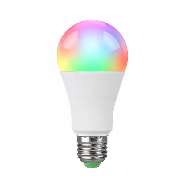 Bec inteligent LED RGB, cu Bluetooth, 7W, E27 3