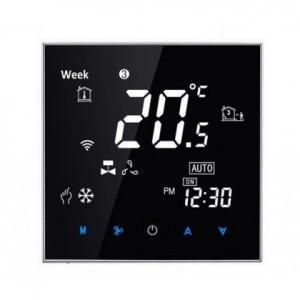 Termostat Incalzire Pardoseala Touch WIFI-Direct compatibil Amazon Alexa si Google Home 7