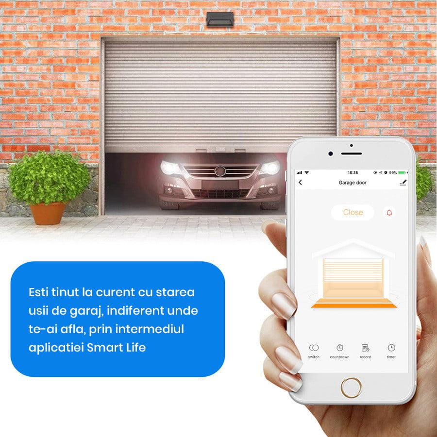 Controler Wi-Fi pentru usa de garaj, control de la distanta 11