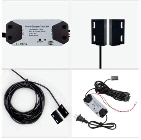 Controler Wi-Fi pentru usa de garaj, control de la distanta 3