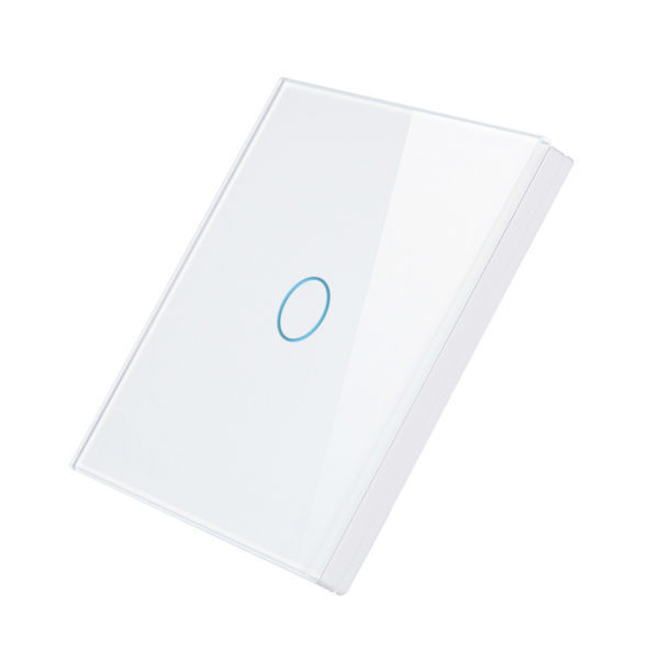 Telecomanda wireless RF tip panou, buton tactil, din sticla, Smart Lighning Switch 65