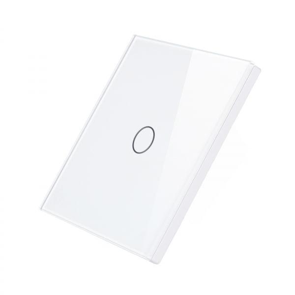 Telecomanda wireless RF tip panou, buton tactil, din sticla, Smart Home 1