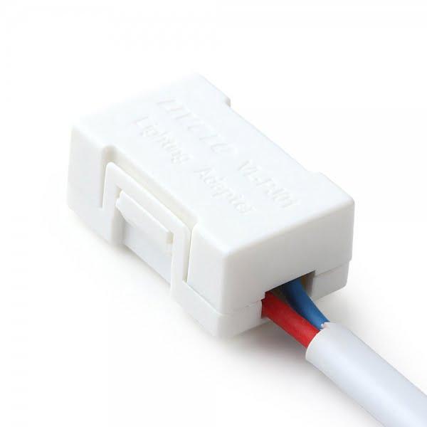 Adaptor/condensator anti-licarire bec cu LED <5W pentru intrerupatoarele cu touch/tactile 2