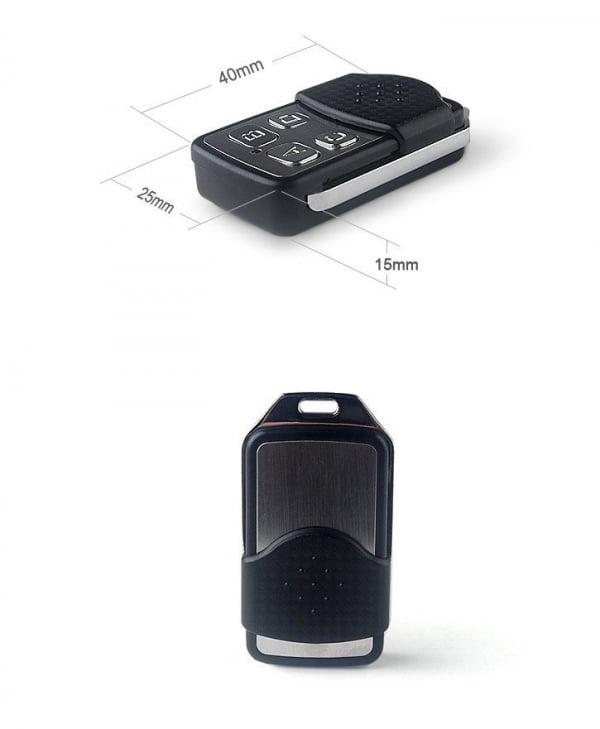 Telecomanda tip breloc 4 butoane, Wireless RF 433mhz, Livolo 2