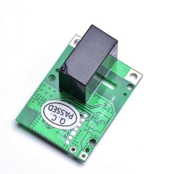 Releu modul smart Sonoff, 5V, Wi-Fi, Compatibil cu Google Home, Alexa & IFTTT 17