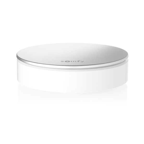 Sirena de interior Somfy, 110 dB, Compatibil cu Somfy One, One+, Somfy Home Alarm 30
