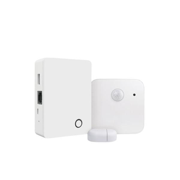 Sistem de alarma BroadLink BestCon MSK1, senzori de miscare, temperatura, umiditate 16