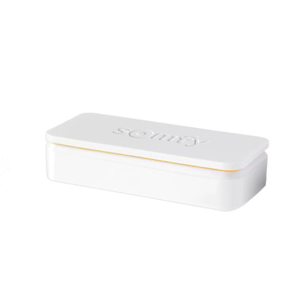 Intellitag™ Senzor pentru usa/fereastra interior sau exterior, Compatibil cu Somfy One, One+, Home Alarm, Pachet 5 bucati 2
