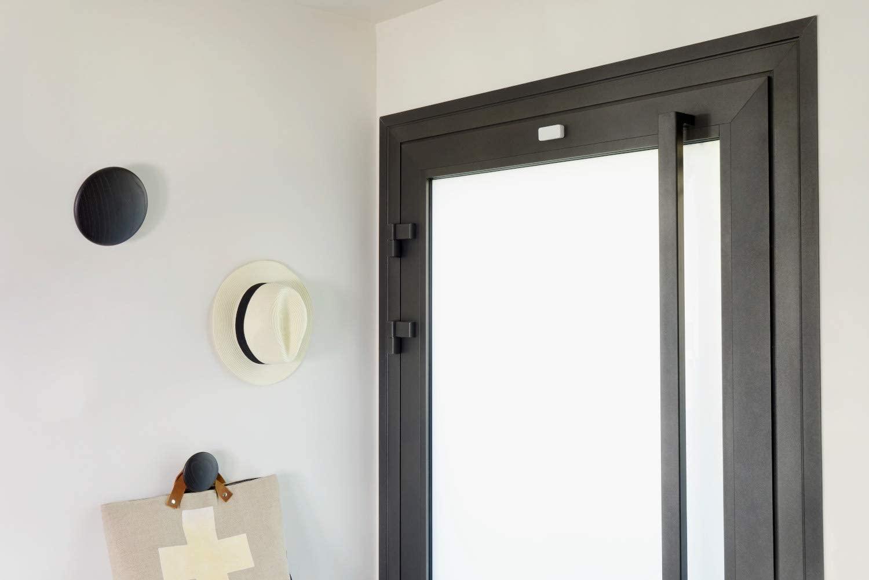 Intellitag™ Senzor pentru usa/fereastra interior sau exterior, Compatibil cu Somfy One, One+, Home Alarm 21
