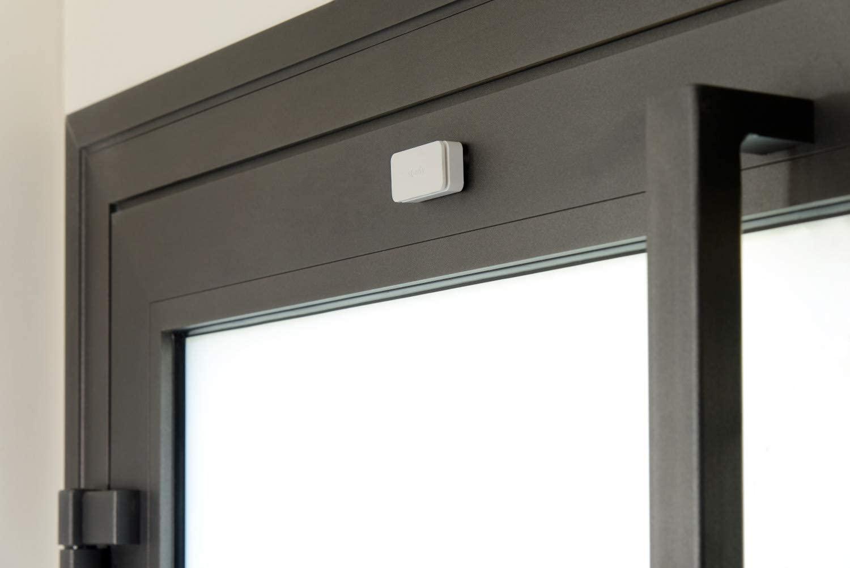 Intellitag™ Senzor pentru usa/fereastra interior sau exterior, Compatibil cu Somfy One, One+, Home Alarm 18