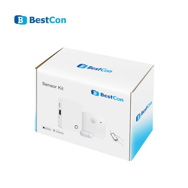 Sistem de alarma BroadLink BestCon MSK1, senzori de miscare, temperatura, umiditate 2
