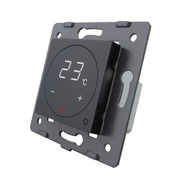 Modul termostat Livolo pentru sisteme de incalzire electrice fara rama sticla 3