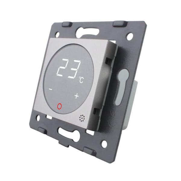 Modul termostat Livolo pentru sisteme de incalzire electrice fara rama sticla 6