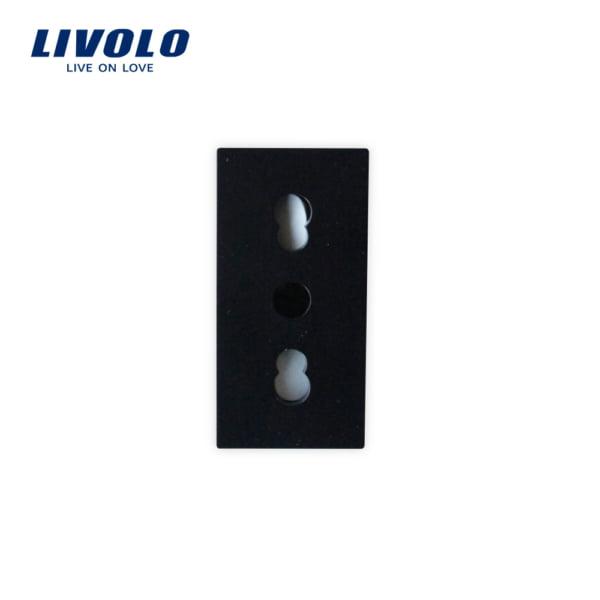 Modul Priza Italia cu 2 pini, Livolo 3