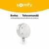 Telecomanda Somfy pentru alarma portchei, Compatibil cu Somfy One, One+, Somfy Home Alarm 10