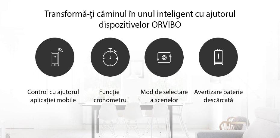 Priza Inteligenta Orvibo Wi-Fi B25EU, Control de pe telefonul mobil 22
