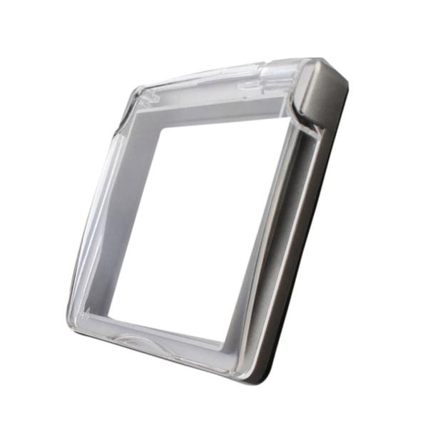 Modul capac de protectie rezistent la apa pentru prizele din sticla Livolo 5