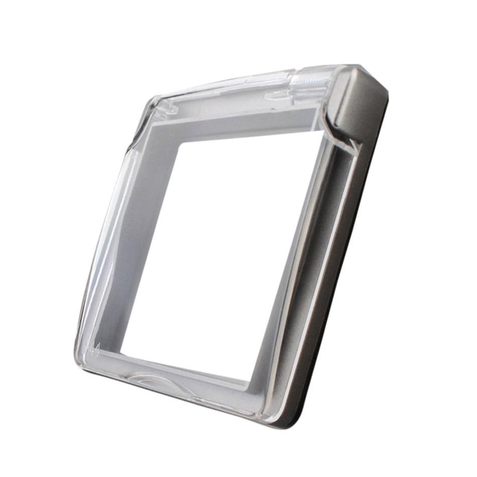 Modul capac de protectie rezistent la apa pentru prizele din sticla Livolo