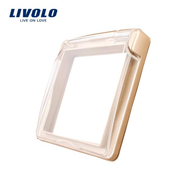 Modul capac de protectie rezistent la apa pentru prizele din sticla Livolo 2