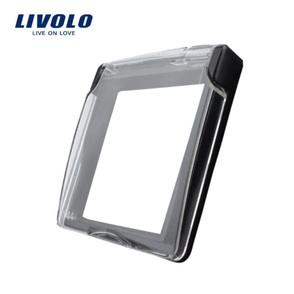 Modul capac de protectie rezistent la apa pentru prizele din sticla Livolo 4